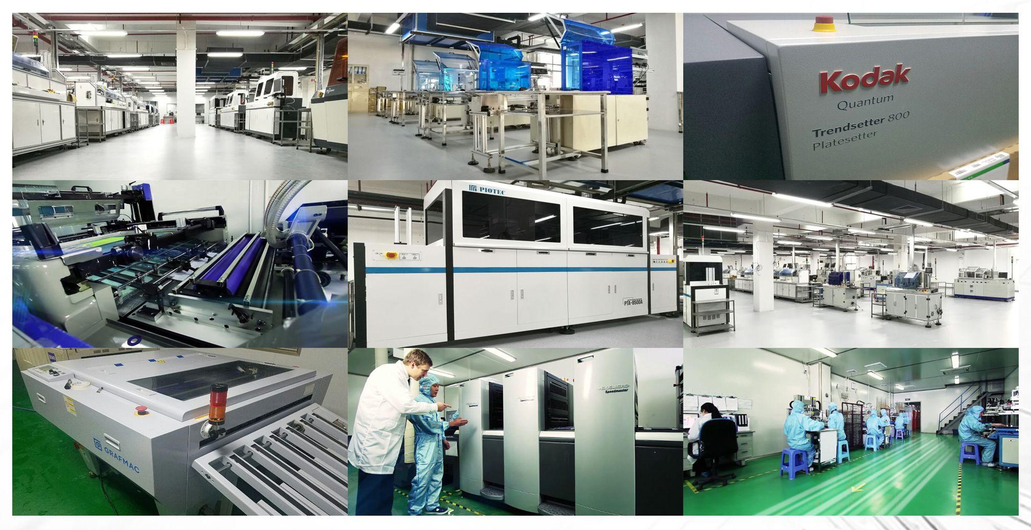 kart üretim tesisi