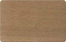 Beech Wooden Key Card