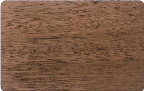 Sapele Wooden Key Card